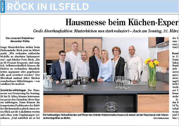 Heilbronner Stimme, März 2019