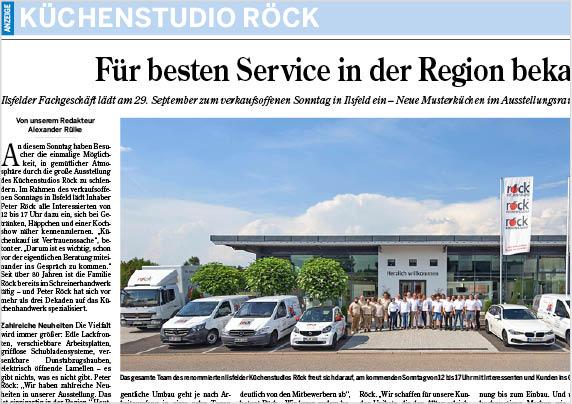 Heilbronner Stimme, September 2019